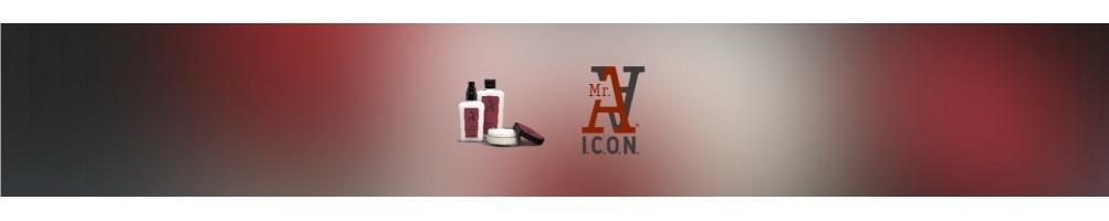 Productos Mr. A  Hair Care de ICON - Productos para el cabello