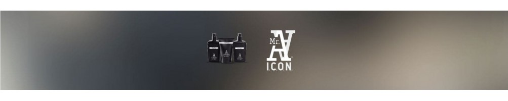 Productos Mr. A Skin Care de ICON - Productos para la barba y piel